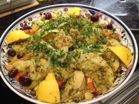 Seven Vegetable Couscous IMG_2442