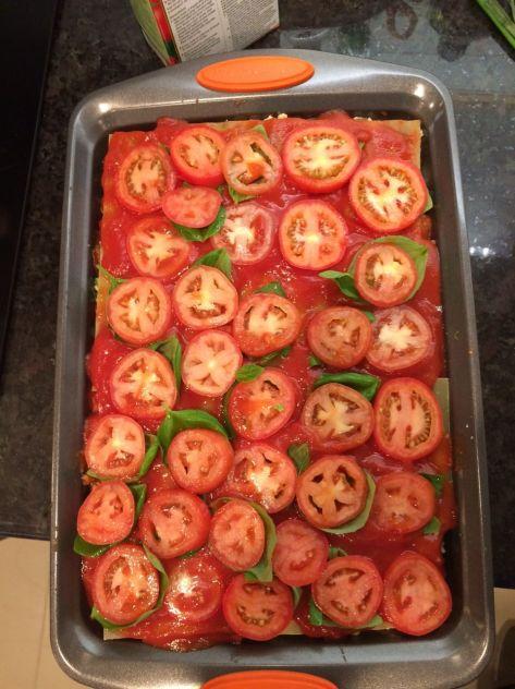 Veggie Lasagna 4