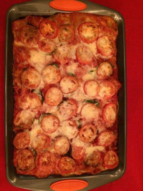 Veggie Lasagna 7
